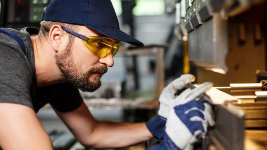 Regionales Stellenangebot für einen Job als Maschinenbediener in Hagen